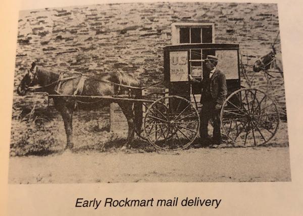 Rockmart Postal Service